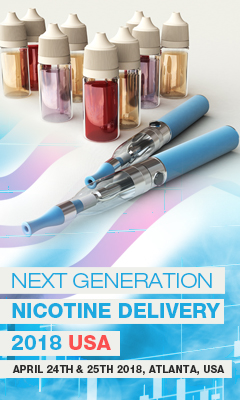 Next Generation Nicotine Delivery